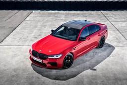 BMW M5 i M5 Competition 2020. Co nowego w sportowych sedanach.