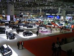 Targi motoryzacyjne 2020 - kalendarz