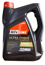REVLINE ULTRA FORCE C3 5W/30  4 L REVLINE 5W30 C3 504 507 4/RE