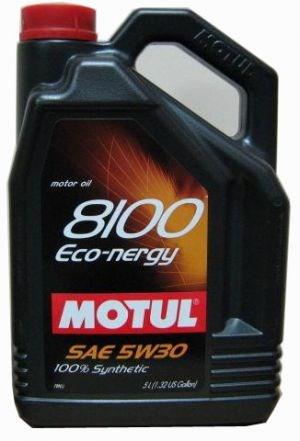 OLEJ 5W-30 MOTUL 8100 ECO-NERGY 5L MOTUL