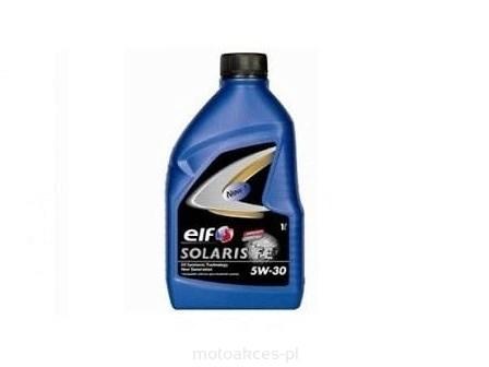 OLEJ 5W-30 ELF SOLARIS DPF 1L (FE) ELF 5W30 ELF SOLARIS DPE