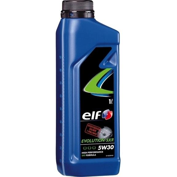 OLEJ 5W-30 ELF EVOLUTION SXR 1L ELF 5W30 EVO SXR 1-K/ELF