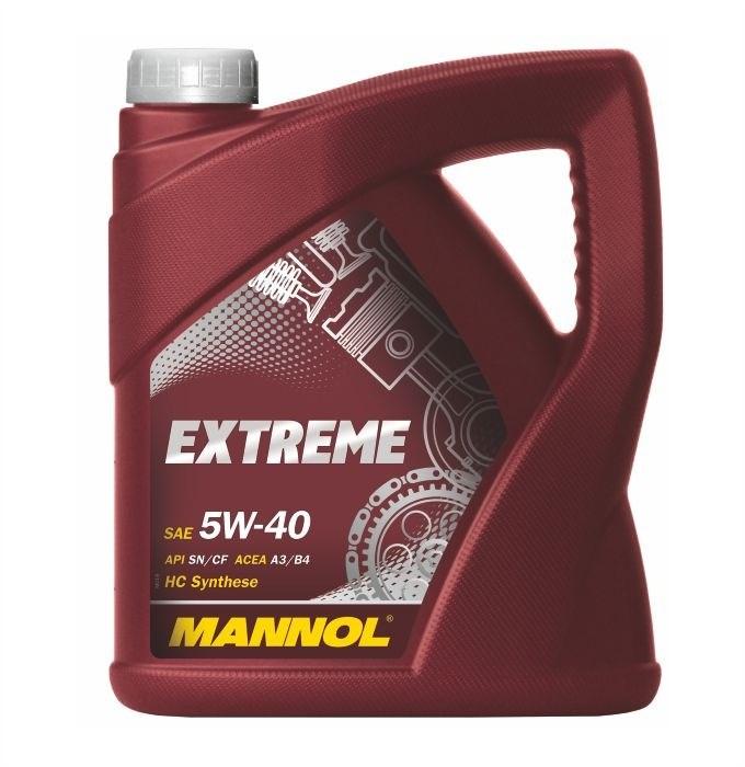 OLEJ 5W40 EXTREME 5L MANNOL 5W40 ML EXTREME 5L