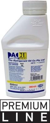 OLEJ DO KLIMATYZACJI PAO-OIL ISO 68-AA1 HELLA 8FX351214031/BHS