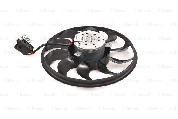 Silnik elektryczny, wentylator chłodnicy