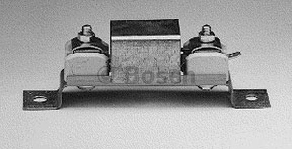 Rezystor obciążeniowy, układ ogrzewania wstępnego